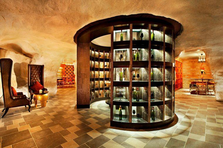 The St. Regis Sanya Yalong Bay Luxury Resort - Hainan, China - Decanter Wine Cellar