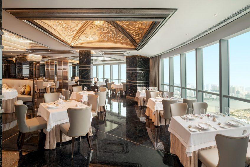 The St. Regis Zhuhai Luxury Hotel - Zhuhai, Guangdong, China - LaBrezza Dining
