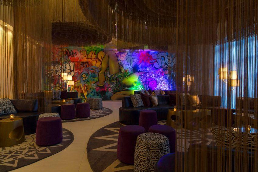 W Bogota Luxury Hotel - Bogota, Colombia - W Lounge Seating