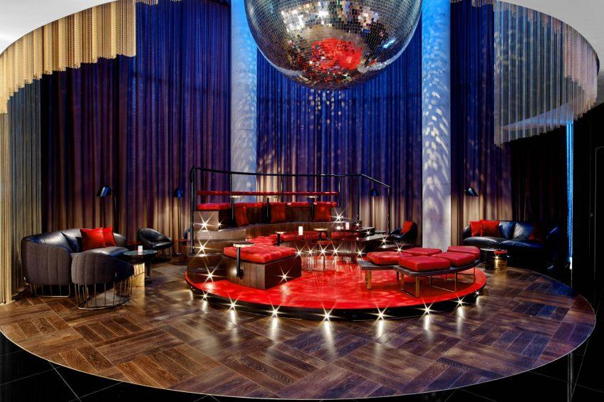 W London Luxury Hotel - London, United Kingdom - The Perception Bar Revolve