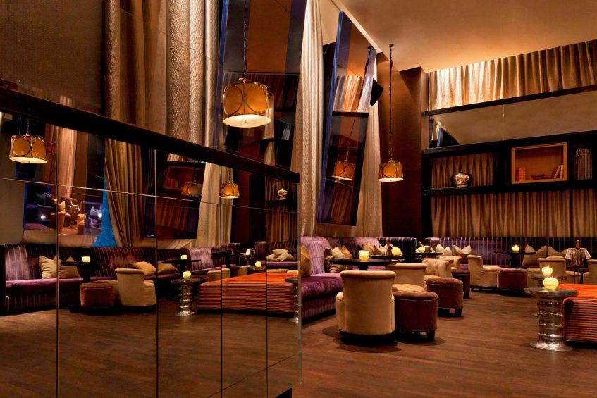 W Santiago Luxury Hotel - Santiago, Chile - Whiskey Blue Restaurant