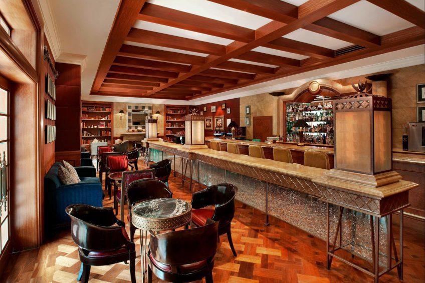 The St. Regis Beijing Luxury Hotel - Beijing, China - Press Club Bar