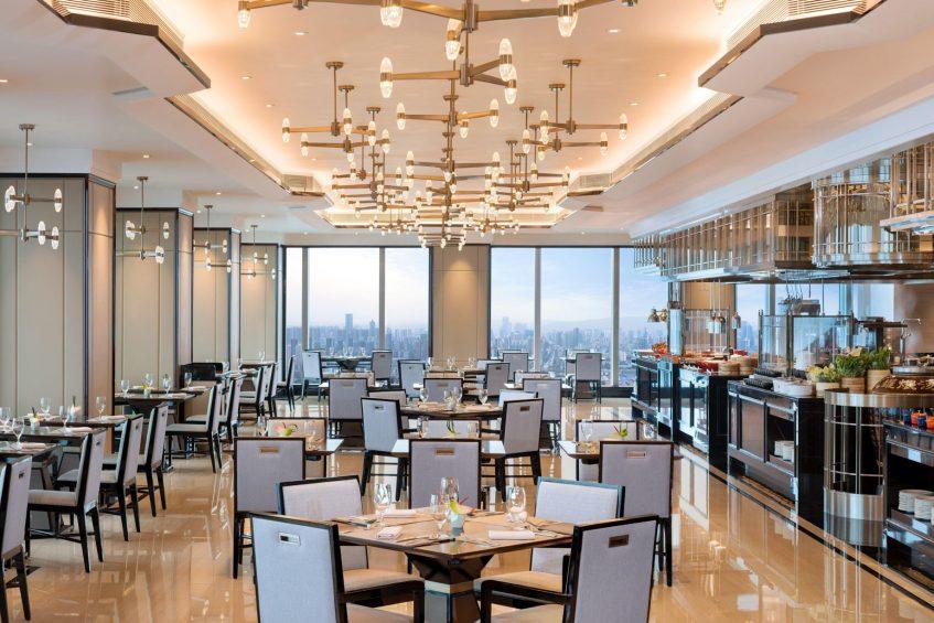 The St. Regis Changsha Luxury Hotel - Changsha, China - Social Restaurant