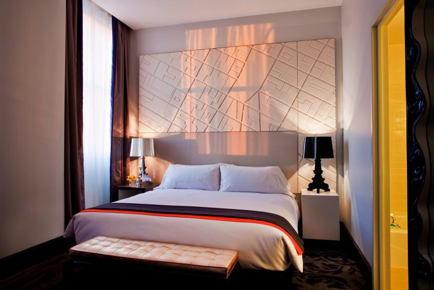 W New York Union Square Luxury Hotel - New York, NY, USA - WOW King Suite