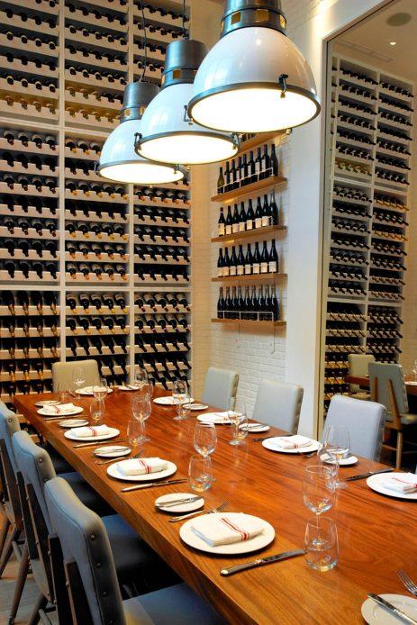 W South Beach Luxury Hotel - Miami Beach, FL, USA - The Restaurant at W South Beach Large Table