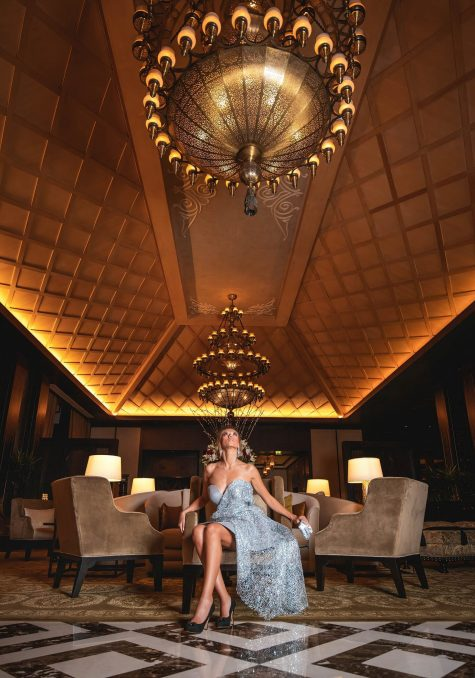 The St. Regis Cairo Luxury Hotel - Cairo, Egypt - Hotel Decor