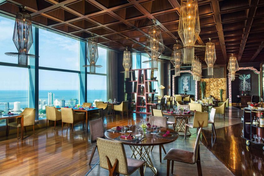 The St. Regis Mumbai Luxury Hotel - Mumbai, India - By the Mekong