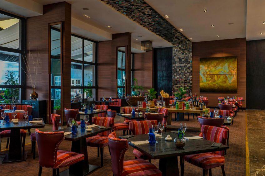 W Santiago Luxury Hotel - Santiago, Chile - NoSo French Restaurant
