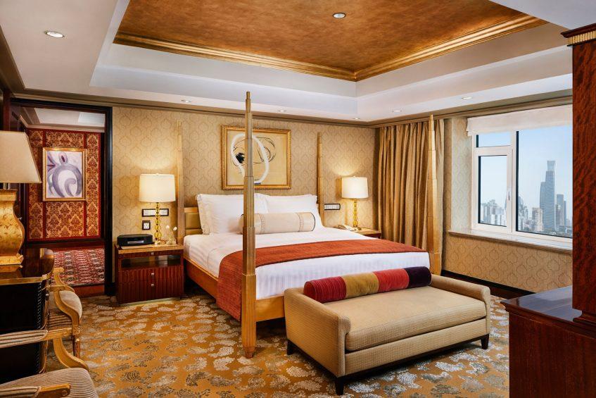 The St. Regis Beijing Luxury Hotel - Beijing, China - Presidential King Suite