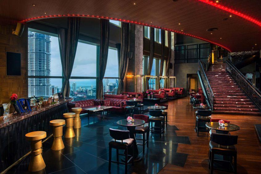 The St. Regis Mumbai Luxury Hotel - Mumbai, India - Luna Nudo