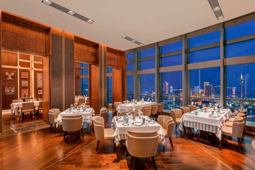 The St. Regis Zhuhai Luxury Hotel - Zhuhai, Guangdong, China - Social