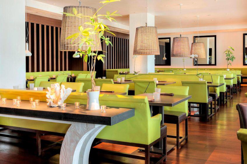 W Fort Lauderdale Luxury Hotel - Fort Lauderdale, FL, USA - Steak 954 Main Dining Room