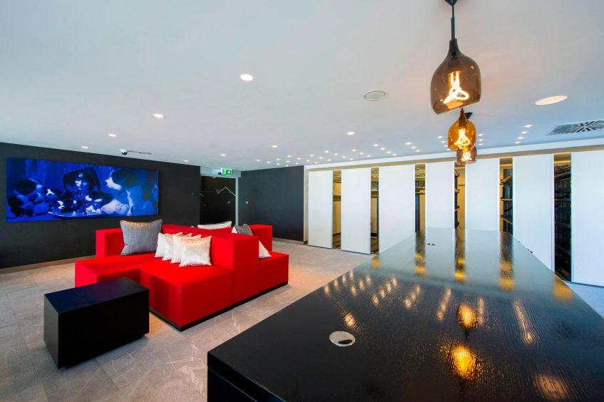 W Verbier Luxury Hotel - Verbier, Switzerland - Lobby Mountain Concierge