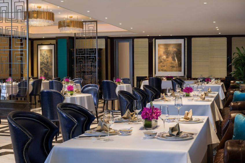 The St. Regis Shanghai Jingan Luxury Hotel - Shanghai, China - Yin Ting Chinese Restaurant