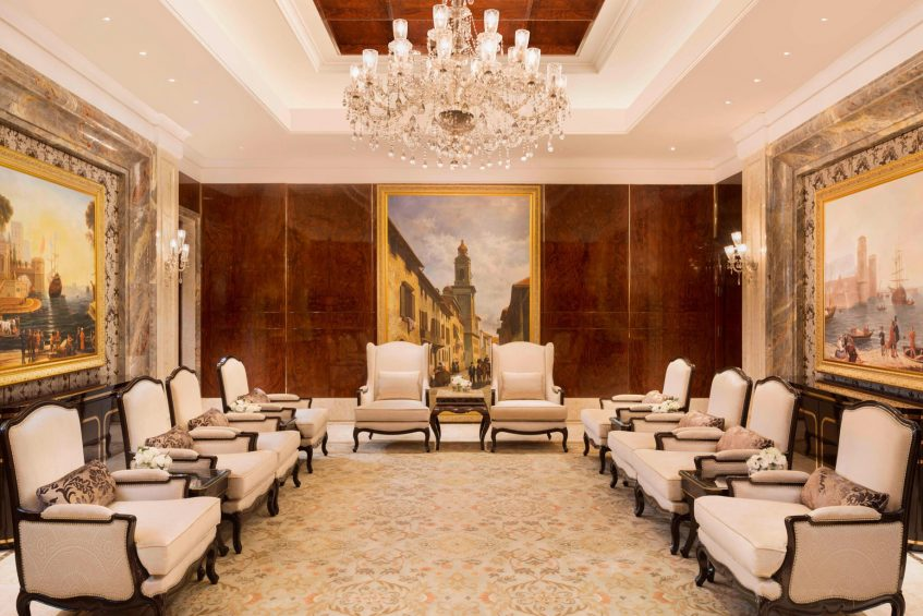 The St. Regis Zhuhai Luxury Hotel - Zhuhai, Guangdong, China - Vip Room
