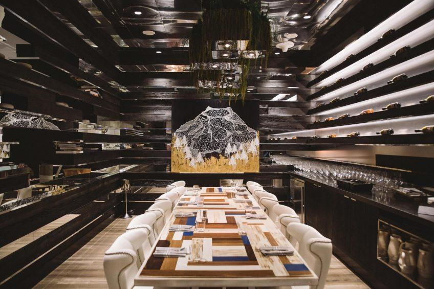 W Bellevue Luxury Hotel - Bellevue, WA, USA - The Lakehouse
