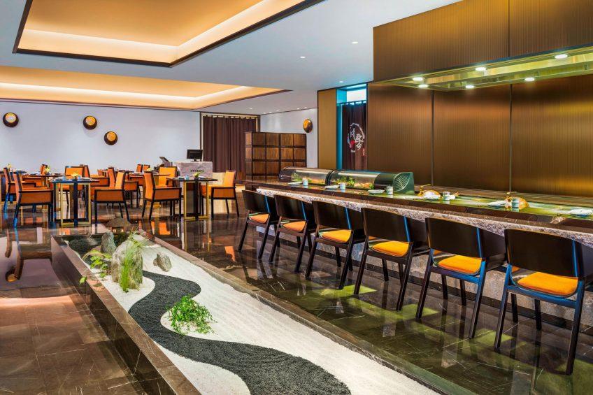The St. Regis Shanghai Jingan Luxury Hotel - Shanghai, China - Seki Tei Japannese Restaurant