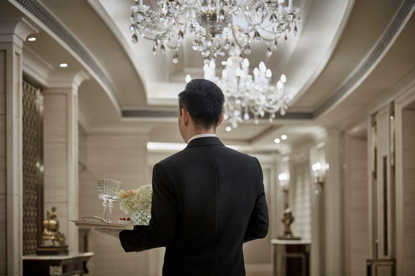 The St. Regis Zhuhai Luxury Hotel - Zhuhai, Guangdong, China - Butler Service