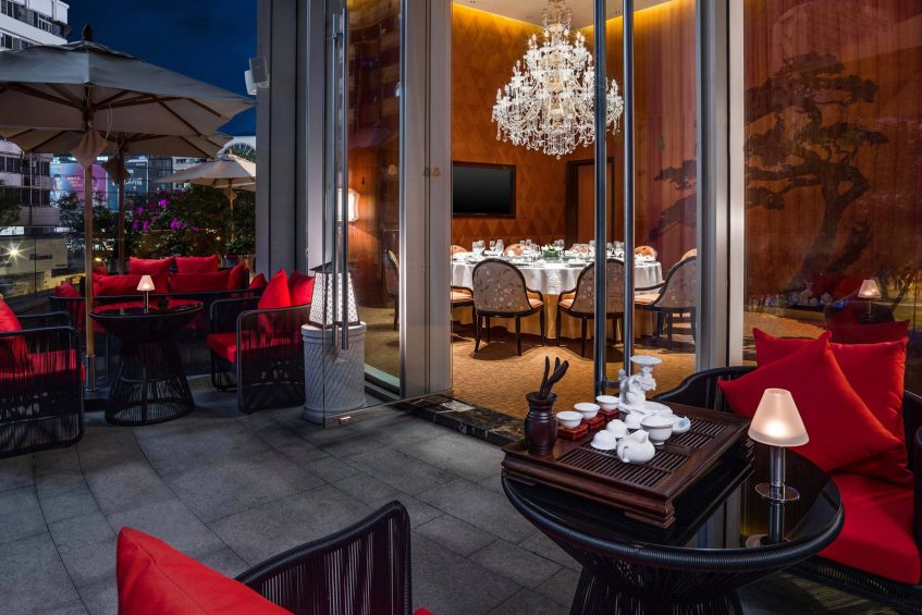 The St. Regis Chengdu Luxury Hotel - Chengdu, Sichuan, China - Yan Ting Private Dining