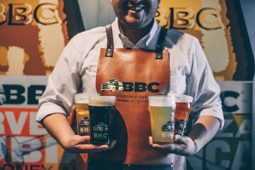 W Bogota Luxury Hotel - Bogota, Colombia - Bogota Beer Company Drinks