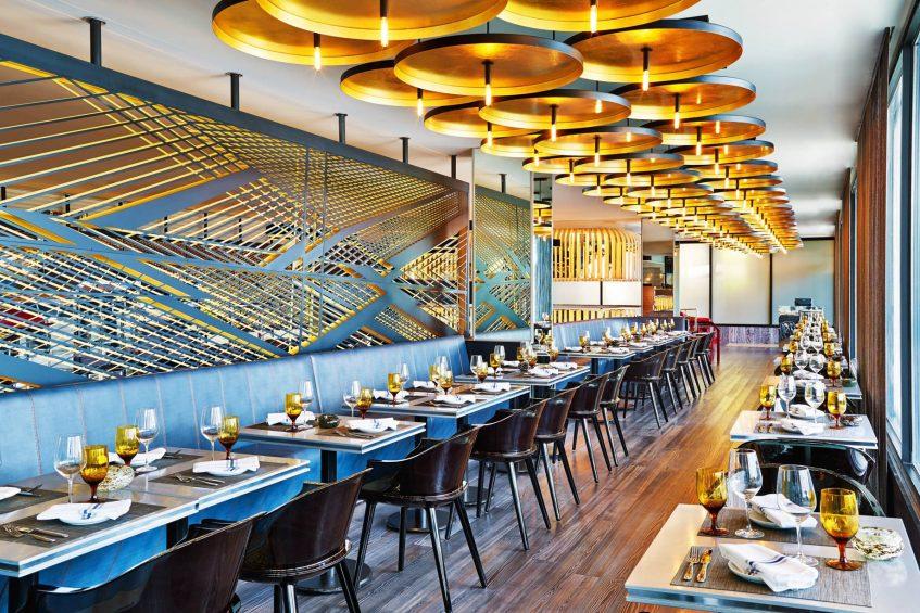 W Chicago Lakeshore Luxury Hotel - Chicago, IL, USA - CURRENT Restaurant