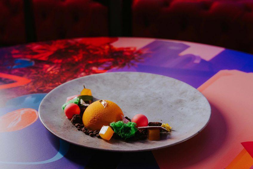 W London Luxury Hotel - London, United Kingdom - The Tropical Rocks Dessert