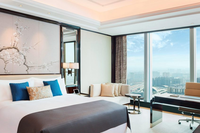 The St. Regis Changsha Luxury Hotel - Changsha, China - John Jacob Suite