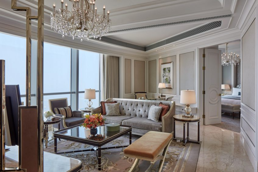 The St. Regis Zhuhai Luxury Hotel - Zhuhai, Guangdong, China - St. Regis Suite