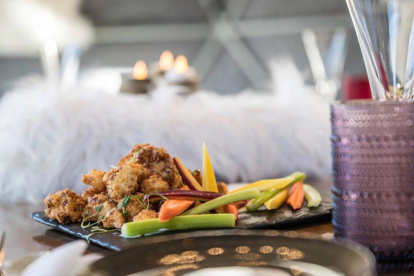 W Aspen Luxury Hotel - Aspen, CO, USA - Grotto Dome Private Dining