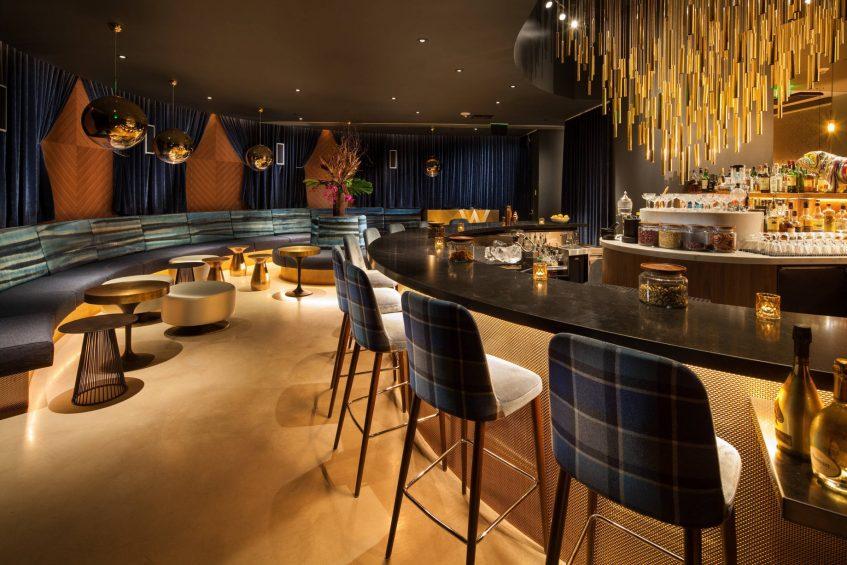 W Bellevue Luxury Hotel - Bellevue, WA, USA - Civility & Unrest Decor