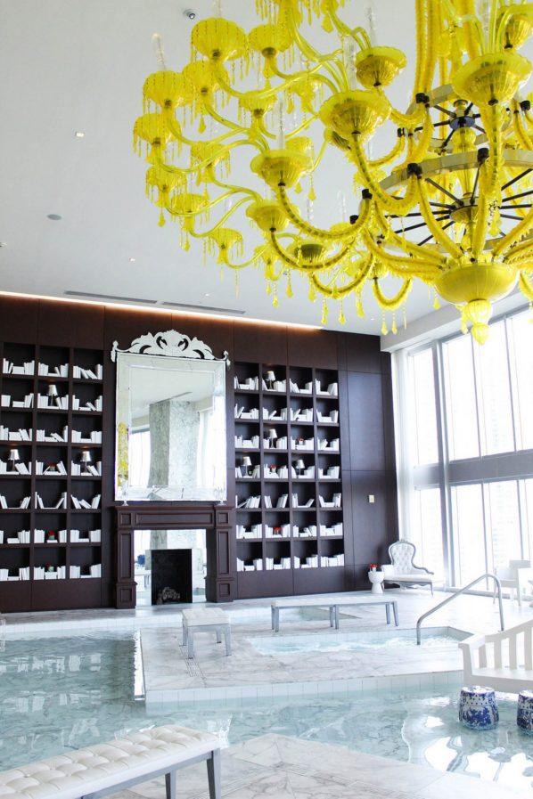 W Miami Luxury Hotel - Miami, FL, USA - Iconbrickell Spa Style