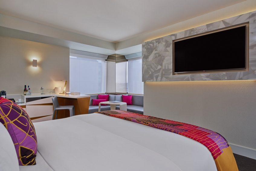 W San Francisco Luxury Hotel - San Francisco, CA, USA - Cool Corner Guest Room King