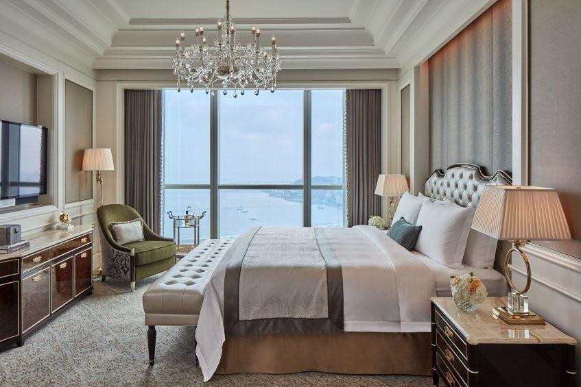The St. Regis Zhuhai Luxury Hotel - Zhuhai, Guangdong, China - Caroline Astor Suite King Bed