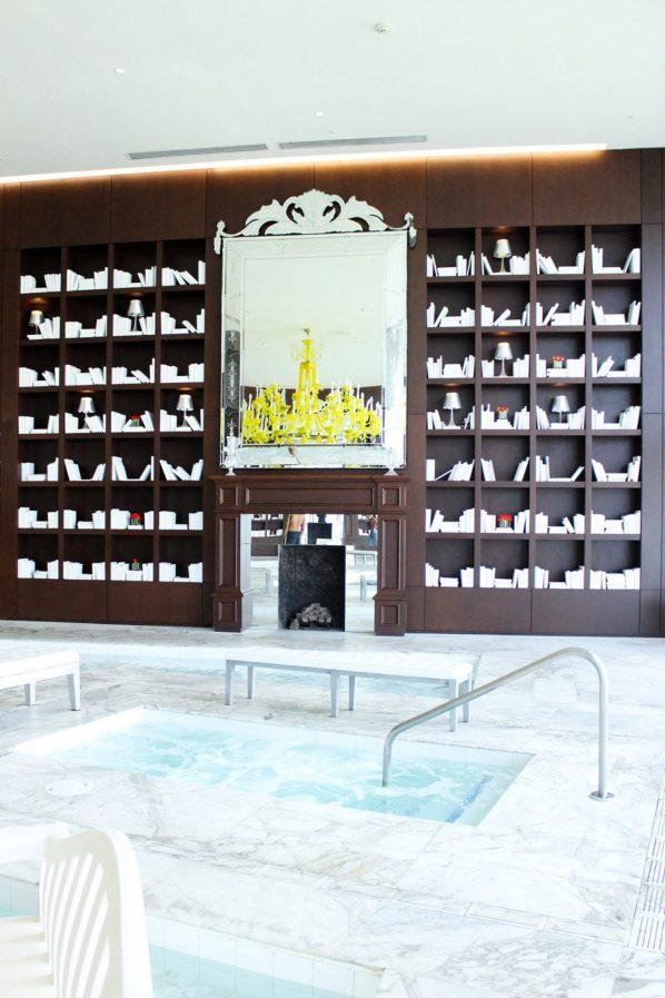 W Miami Luxury Hotel - Miami, FL, USA - Iconbrickell Spa Design