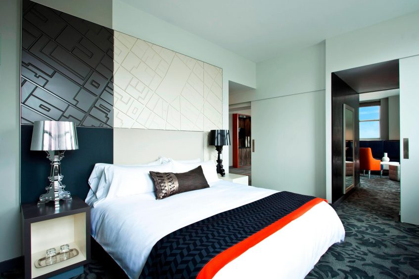 W New York Union Square Luxury Hotel - New York, NY, USA - E WOW Suite
