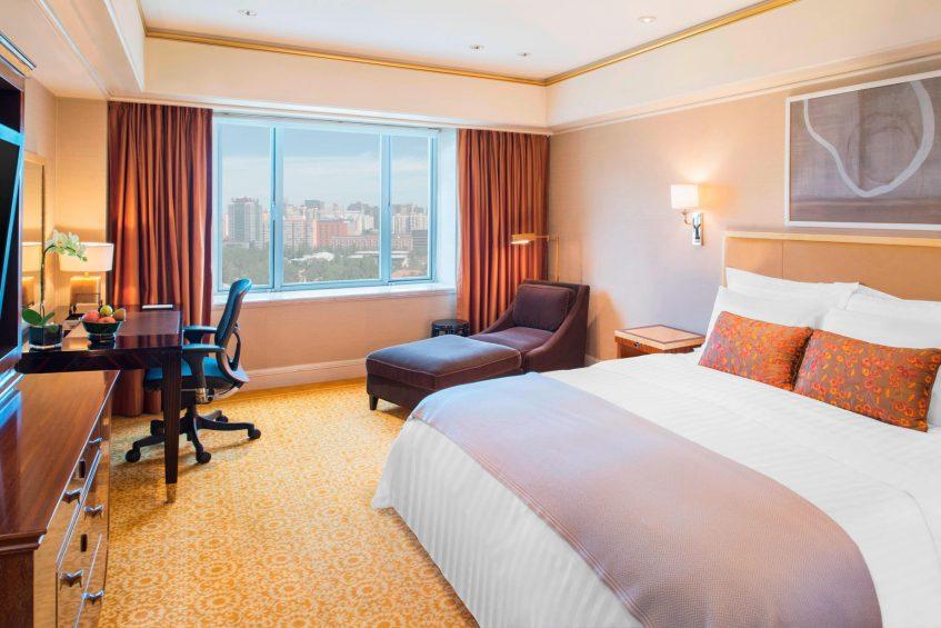 The St. Regis Beijing Luxury Hotel - Beijing, China - Deluxe Guest Room