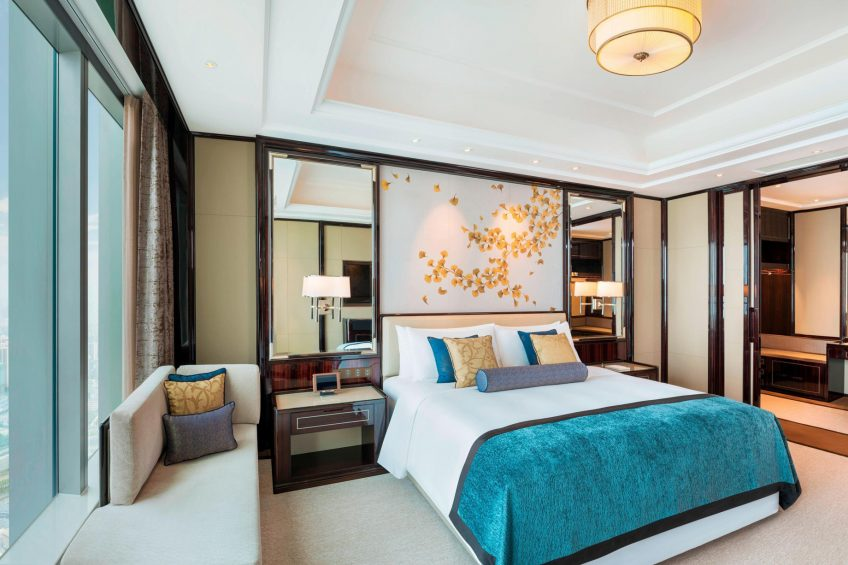 The St. Regis Changsha Luxury Hotel - Changsha, China - Presidential Suite