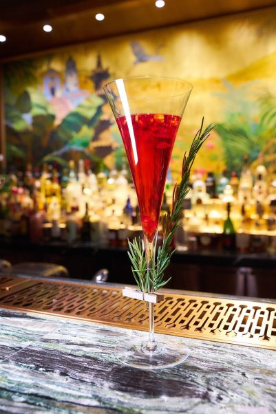 The St. Regis Macao Luxury Hotel - Cotai, Macau SAR, China - Cocktail Selection