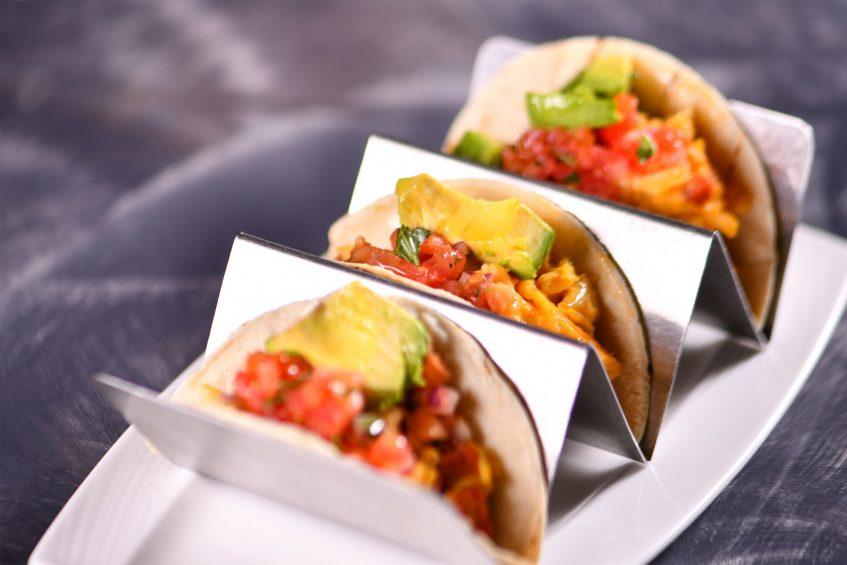 W Boston Luxury Hotel - Boston, MA, USA - The Gallery Tacos