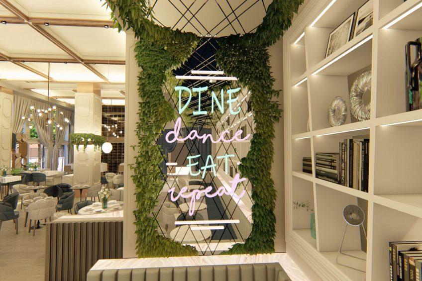 W Dallas Victory Luxury Hotel - Dallas, TX, USA - Villa Azur Artistic Touches