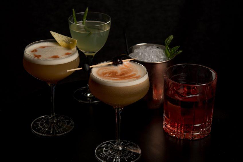 W Bellevue Luxury Hotel - Bellevue, WA, USA - Civility & Unrest Cocktail Culture