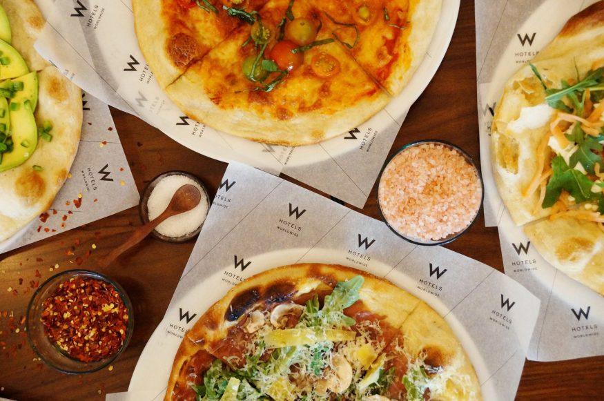 W Bogota Luxury Hotel - Bogota, Colombia - W Market Kitchen Pizza