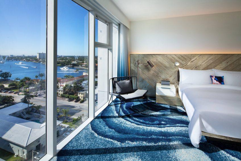 W Fort Lauderdale Luxury Hotel - Fort Lauderdale, FL, USA - Fabulous Ocean View Residential Suite