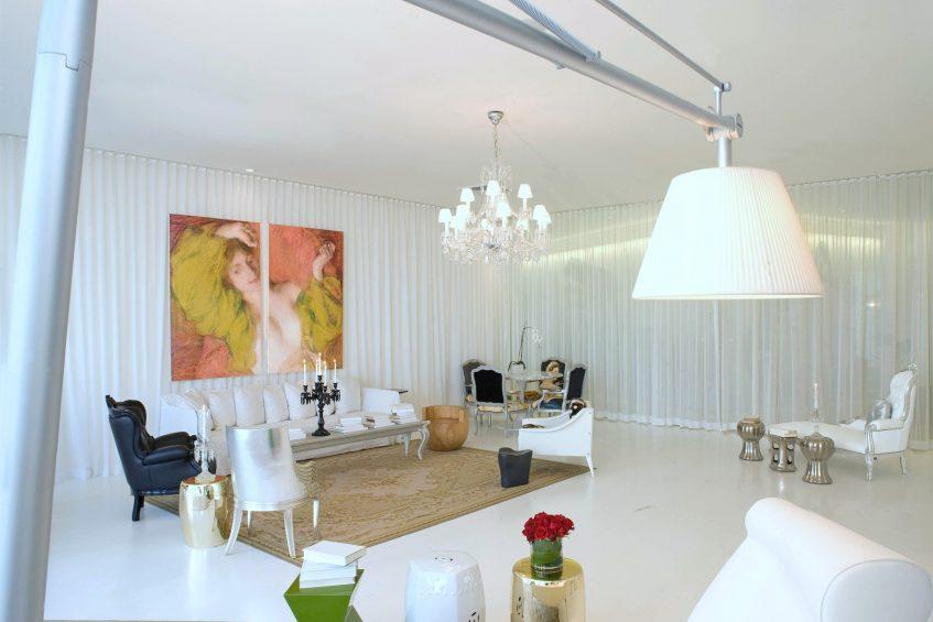 W Miami Luxury Hotel - Miami, FL, USA - Iconbrickell Spa