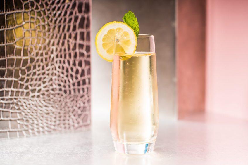 W Seattle Luxury Hotel - Seattle, WA, USA - TRACE Summer Cocktails