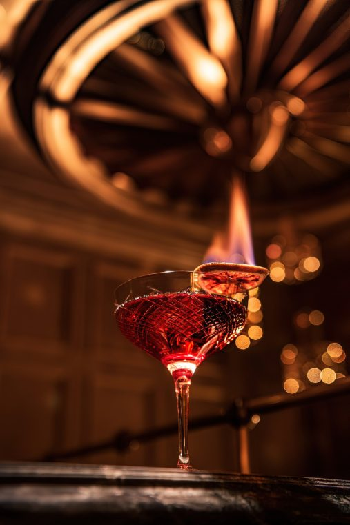 The St. Regis Macao Luxury Hotel - Cotai, Macau SAR, China - Coley Artisan Cocktail