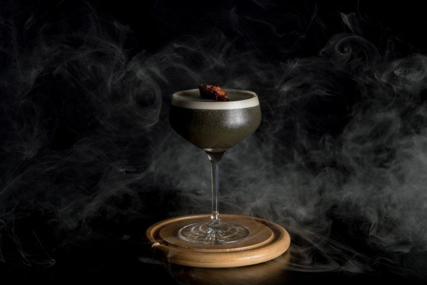 W Bellevue Luxury Hotel - Bellevue, WA, USA - Civility & Unrest Craft Cocktail