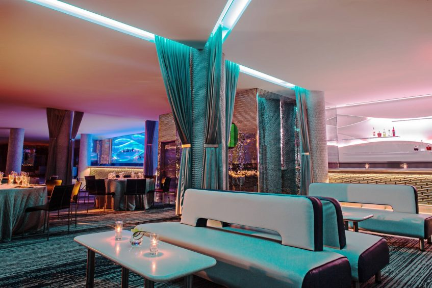 W Dallas Victory Luxury Hotel - Dallas, TX, USA - Altitude Style