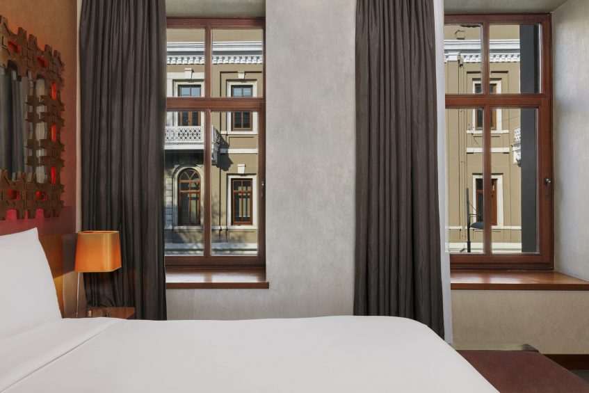 W Istanbul Luxury Hotel - Istanbul, Turkey - Fantastic Suite King