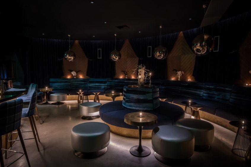 W Bellevue Luxury Hotel - Bellevue, WA, USA - Civility & Unrest Seating